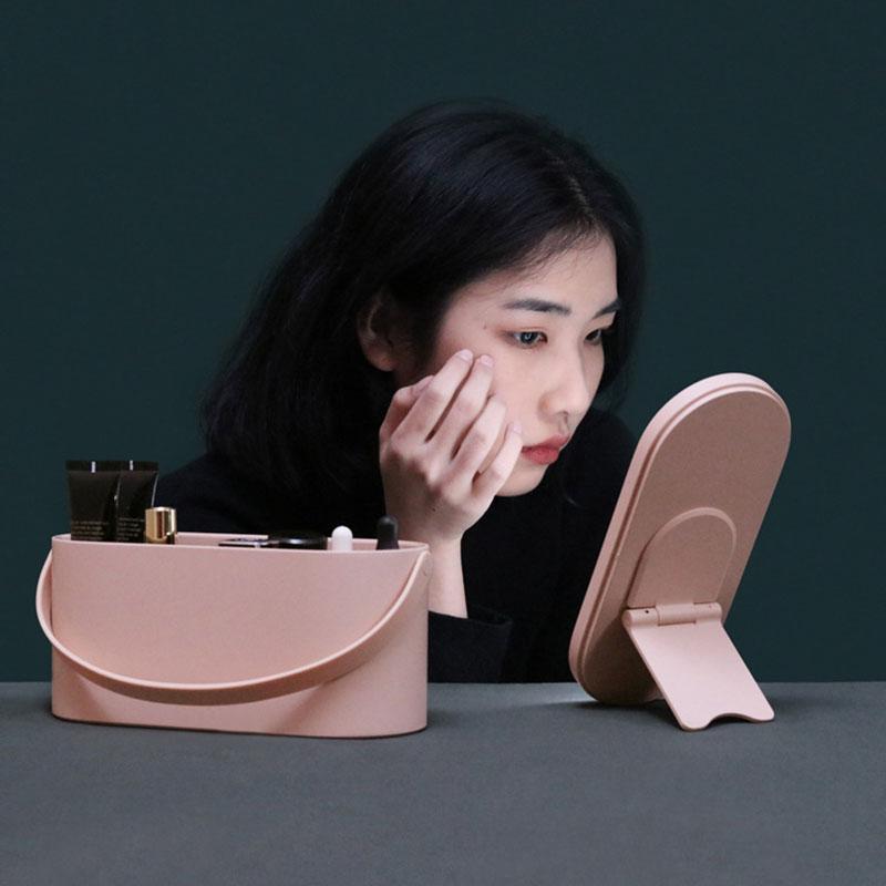 رابط VIP لصندوق ماكياج منظم حقيبة مستحضرات التجميل