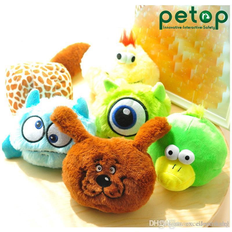 Brinquedo de pelúcia pequeno bonitinho elétrico, animal de estimação dos desenhos animados, vibração Faça um brinquedo de cão de estimação do som, para o ornamento, o presente de aniversário do miúdo do Xmas, 2-1