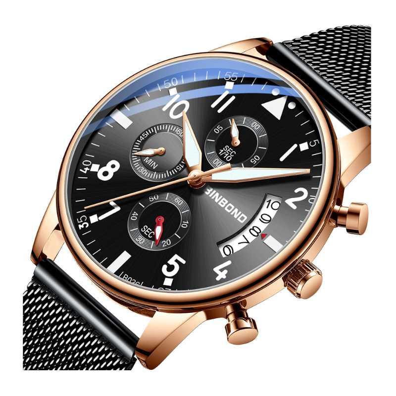 Montres pour hommes 2021 30m Montre imperméable pour homme Trend de mode Simple quartz Horloge Hommes Student Student Montre Montre Montre Relojes Relojes Relogio