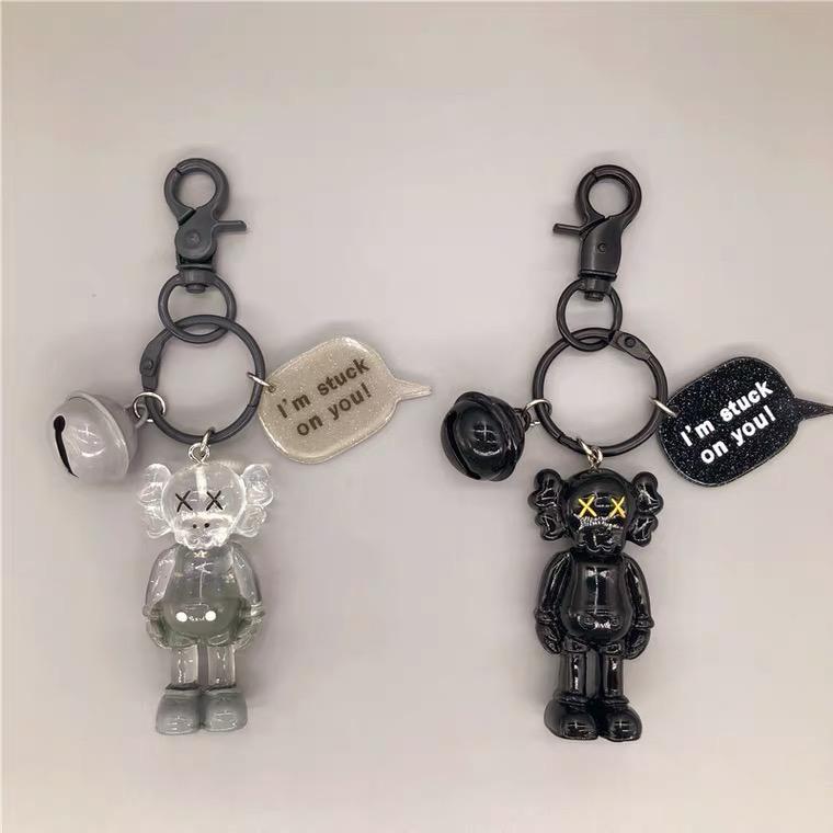 2020 Mode Neue Marke Keychain Schlüsselanhänger Für Frauen Tasche Auto Schlüsselanhänger Schmuck Schmuck Geschenk Souvenirs mit Kiste für Geschenk
