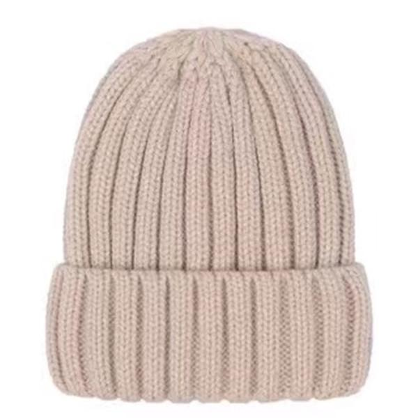 Kış Şapka Moda Tasarımcısı Beanie Kafatası Kapaklar Şapka Harfler Ile Sokak Beyzbol Şapkası Topu Caps Erkek Kadın Şapkalar Beanie Casquettes