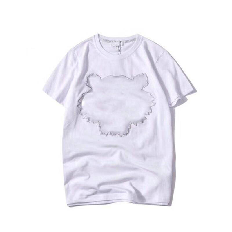 Erkek Kadın Tasarımcı T-Shirt Kısa Kollu Pamuk Karışımı Yaz Marka Moda T-shirt Kısa Kollu Marka Moda T-shirt