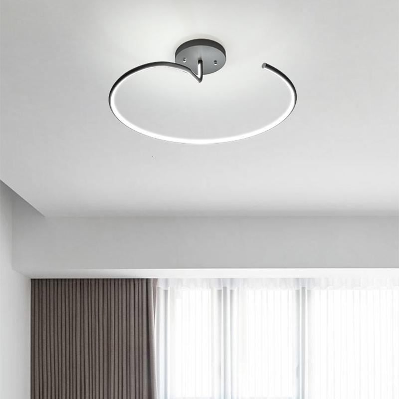 Moderno Led Lights Pendant Lamp Hanging for Kitchen Dining Living Room Loft Bar From Light Interior Simplicity Ea8h