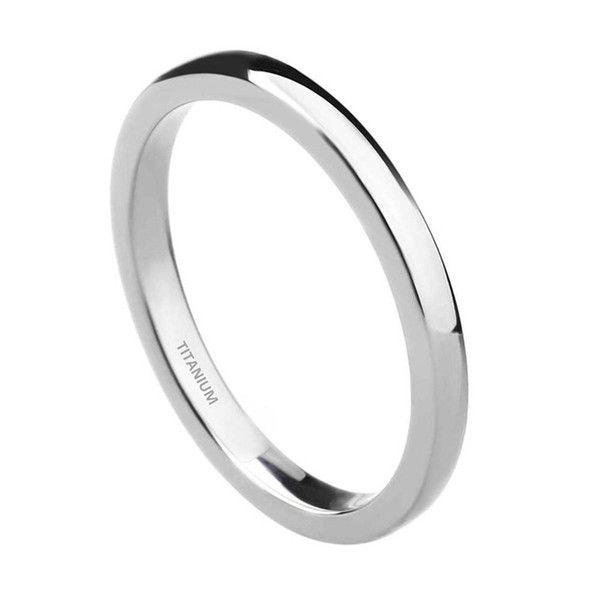 Ювелирные кольца Tigrade 6 мм мужские титановые кольца серебристый цвет полированные классические обручальные кольца для мужчин женские свадебные полосы не ...