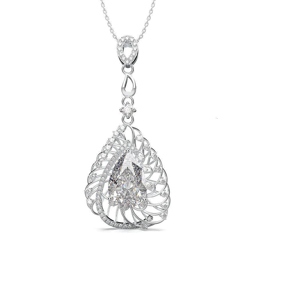 HBP Shi Pei Jewelry Retal Fashion Long Atmospheric Zircon Accesorios Colgantes