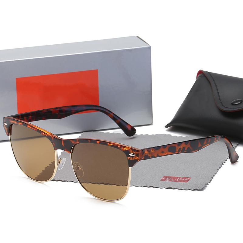 TFSYBHSRZ Çerçeve Cam Lens Lüks Güneş Gözlüğü Moda Sürüş Güneş Gözlüğü UV Koruma 2019 Kadın Erkek Marka Tasarımcısı Benzersiz Güneş Gözlüğü JGDJDK