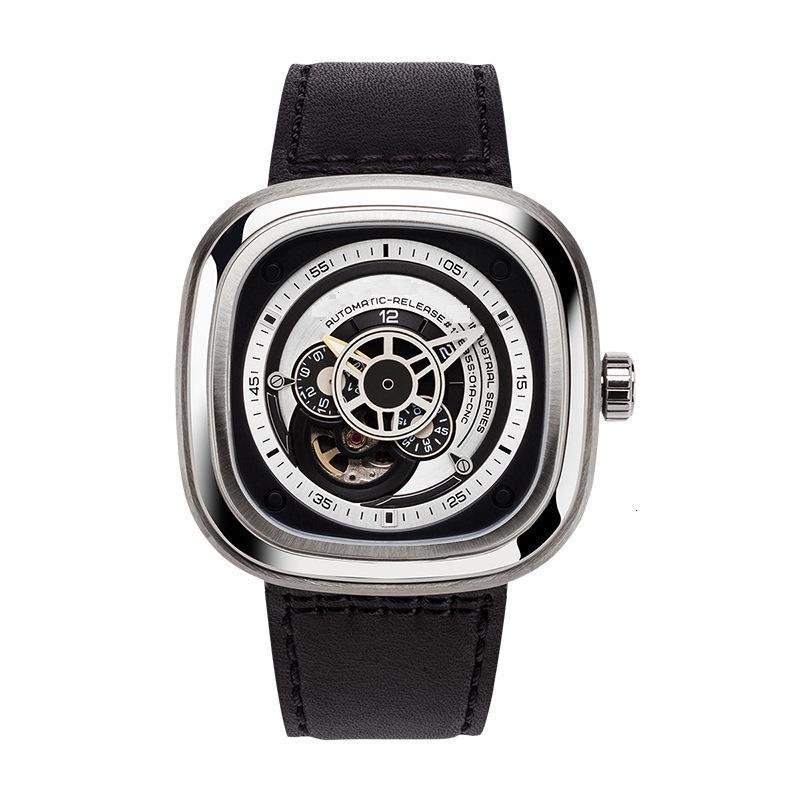 Semi Chao Brand Mechanical Modeling Small Batch Fashion Men's Sports Watch 832