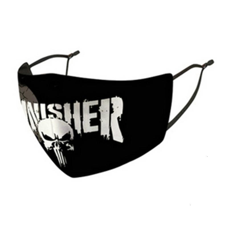 Модная маска многоразовый капитан рот лицо Америка Моющийся Крис Эванс Лучшее место Купить особый случай весна PNOMR 9