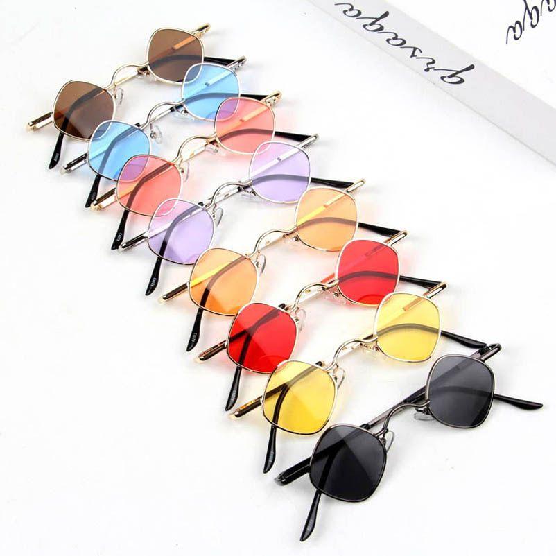 Fashion Kids Sunglasses Boys Sunglasses Girls Sunglasses Summer 2021 UV400 Ultraviolet-Proof Glasses Kids Accessories B4064