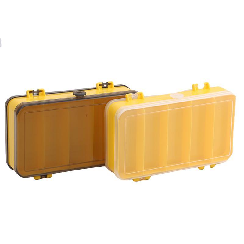 Fishing Accessories Outdoor Fishhook Case Double Sided Lure Hook Storage Boxes Tackle Box