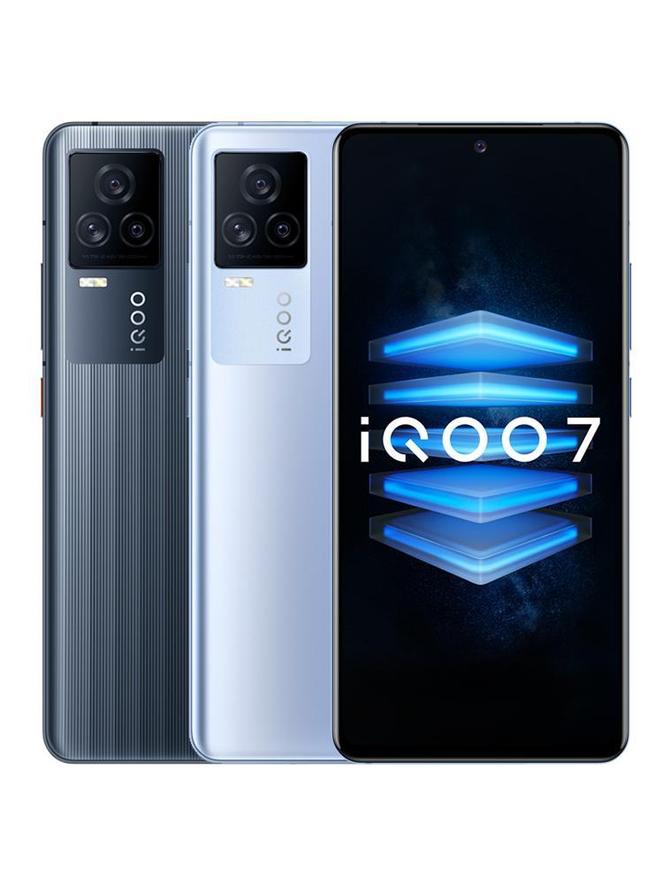 "Original vivo iqoo 7 5g Handy 8 GB RAM 128 GB ROM Snapdragon 888 48MP Android 6.62 ""Amoled Screen Fingerprint id Face Wake Handy"