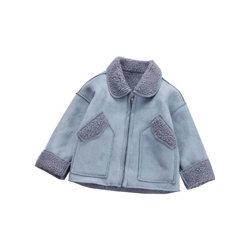 Bébé Girls Coat Jacket Enfants Vêtements d'extérieur Hiver Manteau d'hiver Veste d'hiver Mode Enfants Manteau Enfants Chaud Filles Vêtements T200814