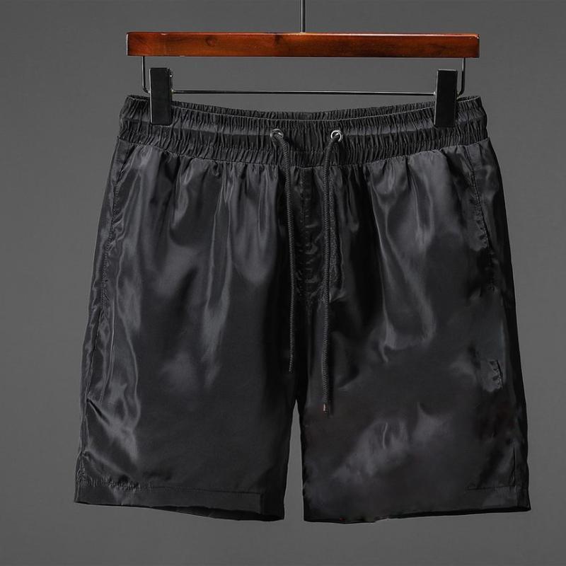 Luxo Homens Shorts Swill Impresso Esportes Esportes Hight Qualidade Calças de Praia Swimwear Male Carta Surf Vida Men Swim Swimsuit