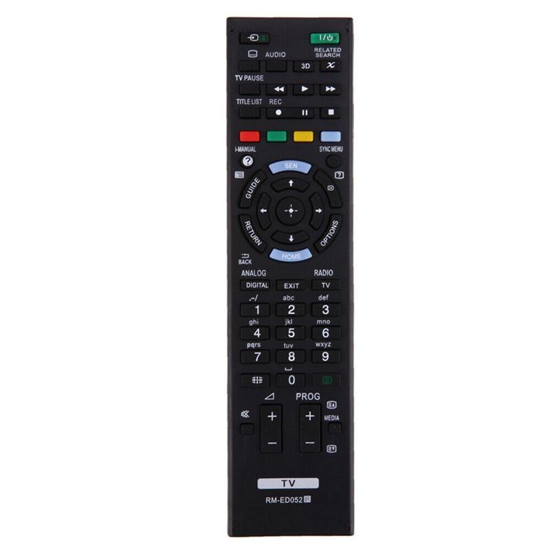 Замена дистанционного управления для Sony TV RM-ED050 RM-ED052 RM-ED053 RM-ED060