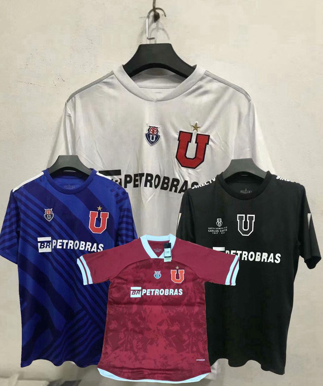 2021 2020 2021 2022 Club Universidad De Chile Soccer Jerseys ...