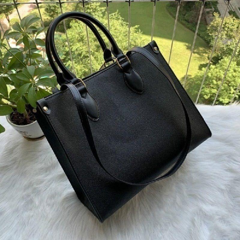 2020 Luxurys Designer Taschen Frauen Handtaschen Geldbörse Blume Tasche Damen Casual Tote PVC Leder Umhängetaschen Weibliche große Geldbörse Handtasche