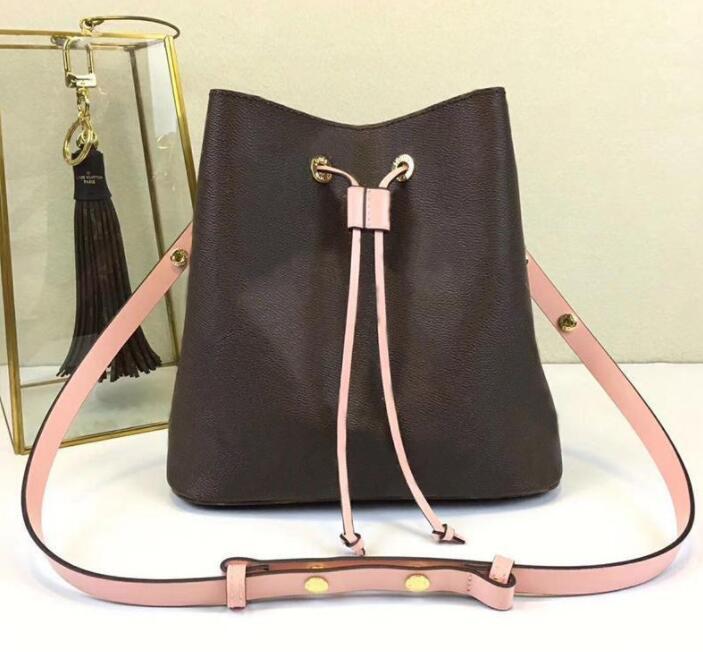 Сумка женская сумка для ведра коврики накапливающая кожа мода плечо классический пресбиопия кошелек мессенджер