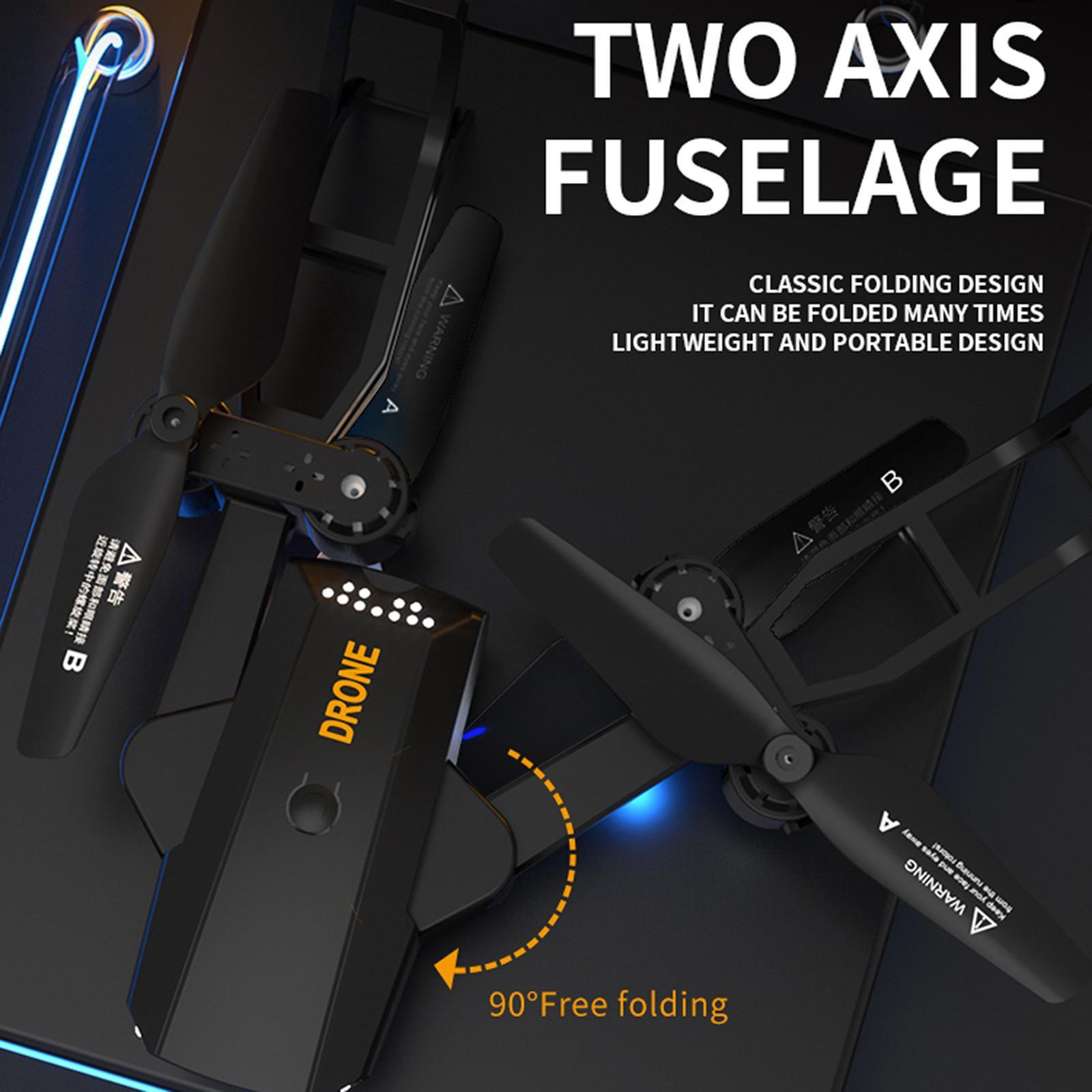 A9 UAV Drone 30W Dual Camera HD широкоугольный Wi-Fi Drone высота Дрон Дронс вертолет