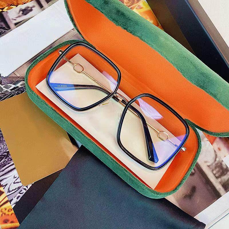 최고 품질의 패션 디자이너 여성 선글라스, 오렌지 그라디언트 렌즈, 숙녀 비치 햇빛 및 안티 방사선 안경
