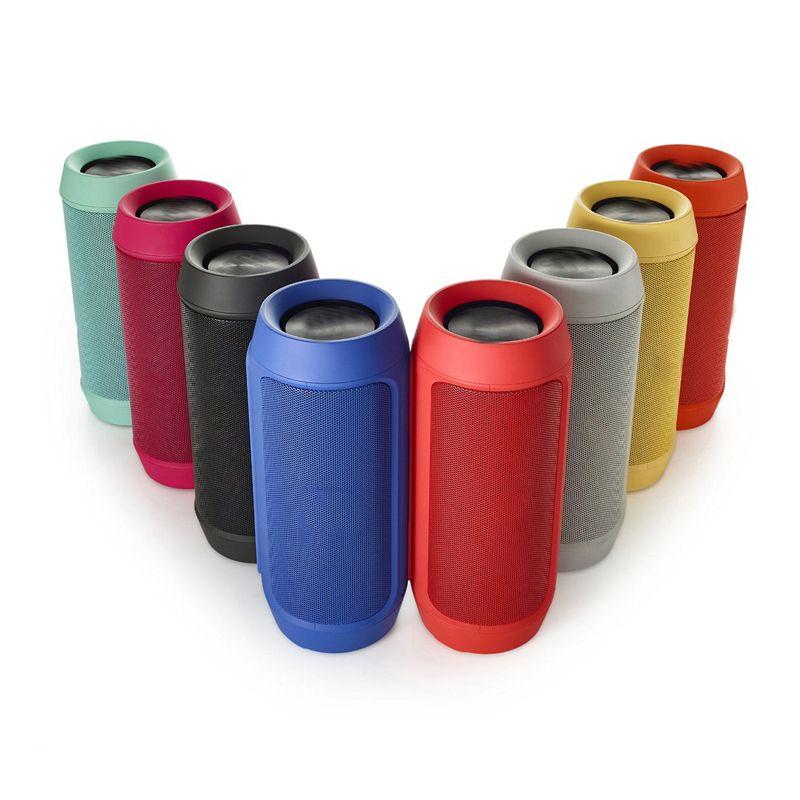 Top Seller JHL Charge2 + E2 Mini Portable Haut-parleurs Bluetooth sans fil portable avec petit haut-parleur extérieur de l'emballage