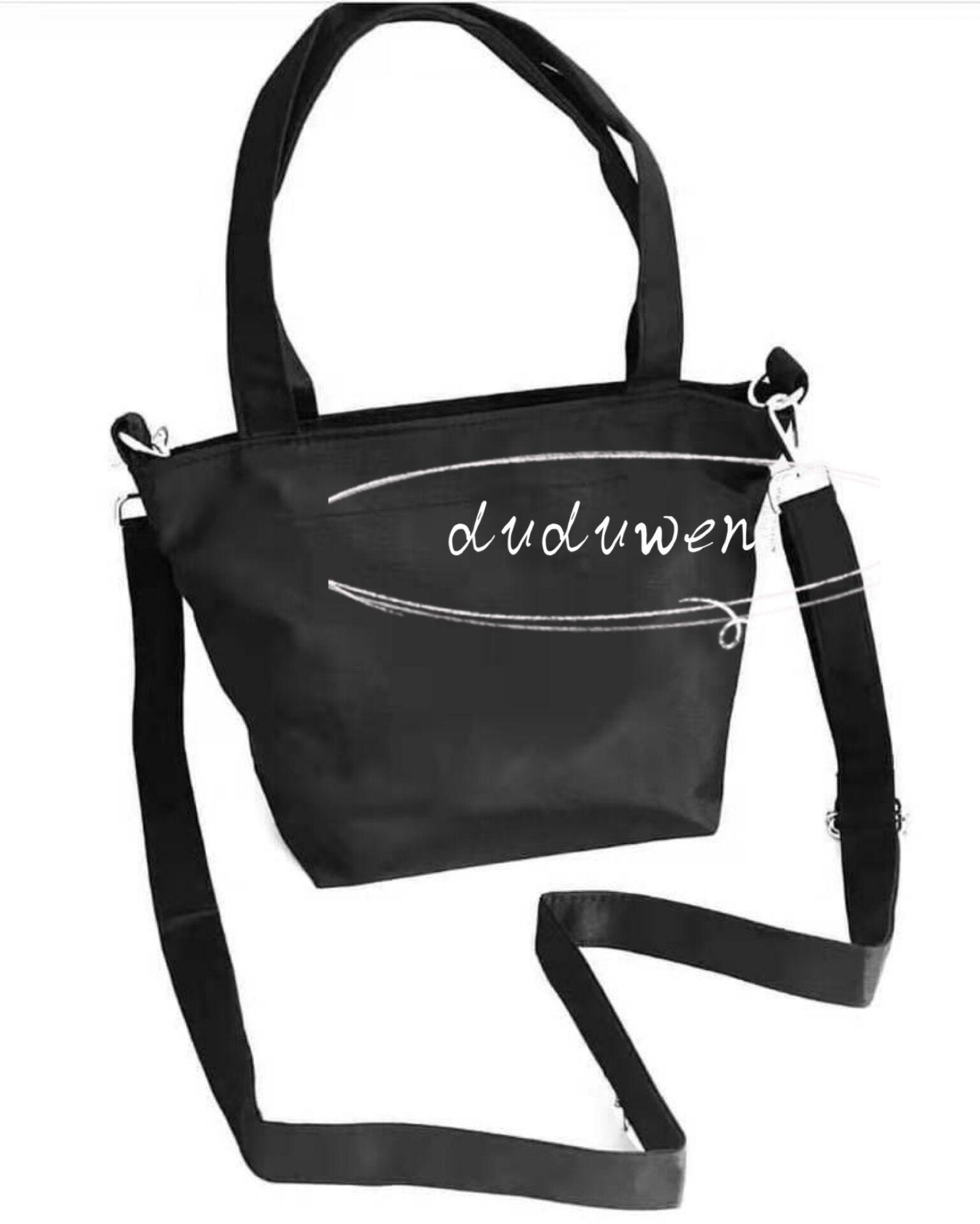 31x25x16cm c الترتر الأزياء النايلون حقيبة مع حزام حمل الكلاسيكية ماكياج comsetics تخزين حالة الكلاسيكية السفر أو حقيبة المدرسة