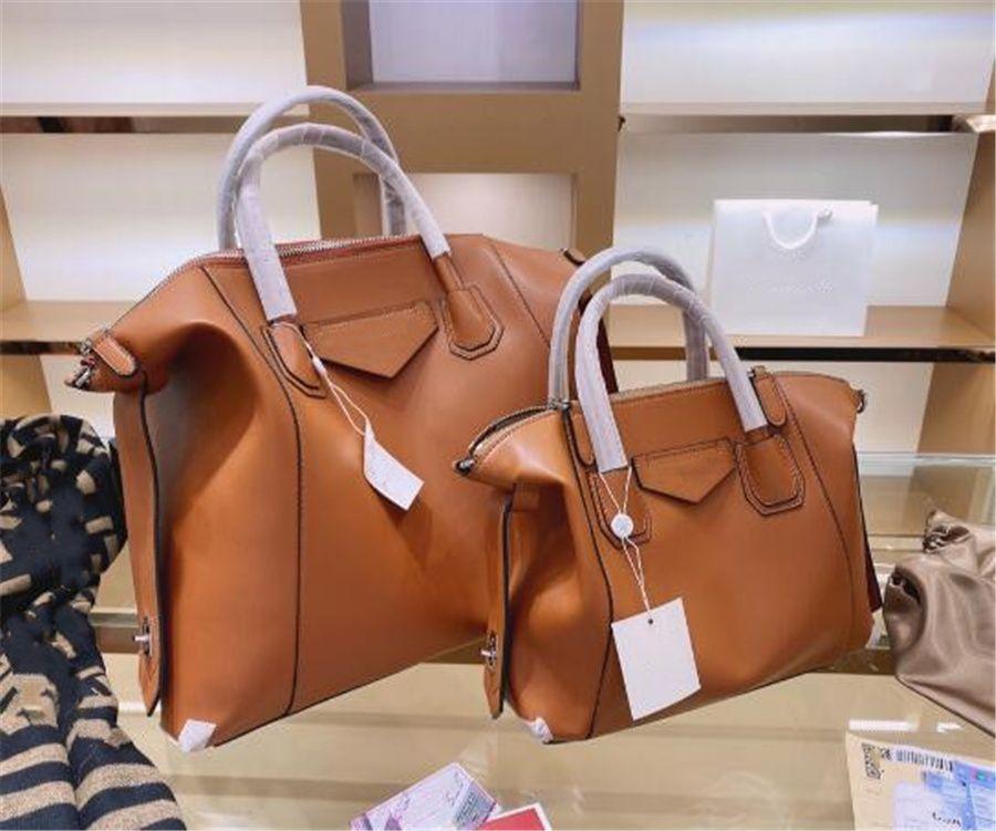 Классические подлинные кожаные сумки для корзины большие сумки сумки сумки для оболочки сумка для плеча кошелек алмазная решетка женщина мужская сумка