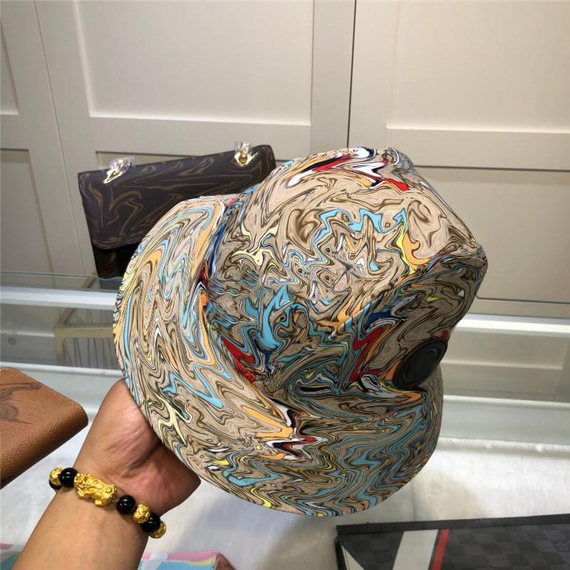 2021 nouveau mode de luxe de luxe baquette chapeau de pêcheur chapeau de haute qualité classique Travel Trains en chapeau pour hommes et femmes