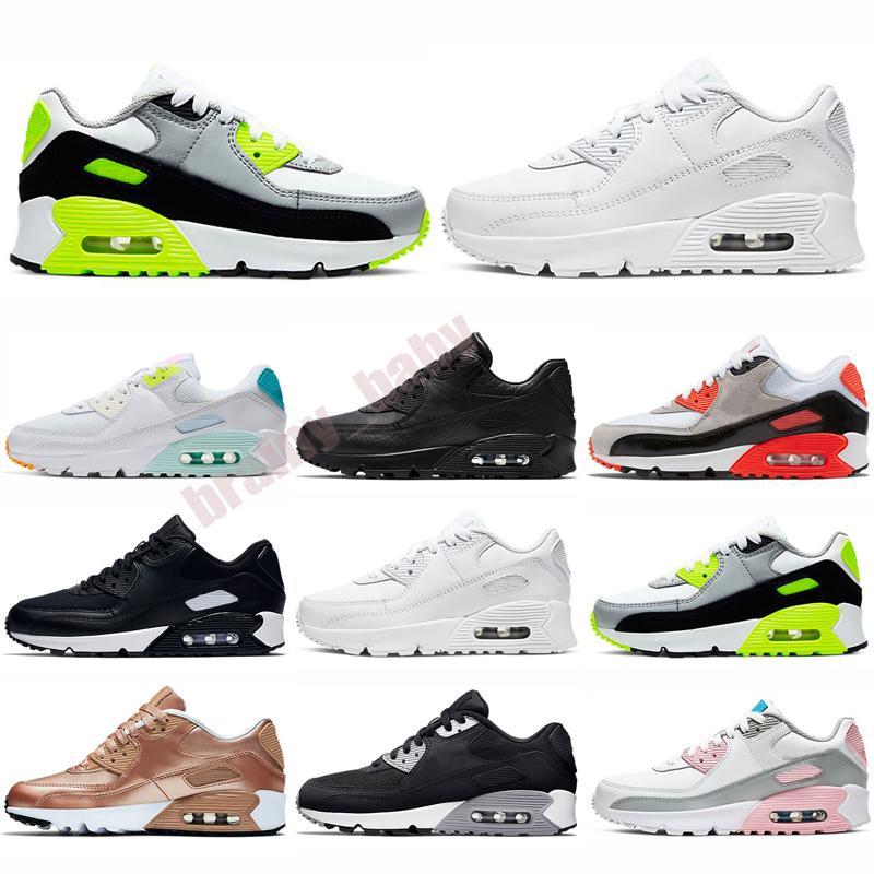 Venta barata Kids Sneakers Presto Shoes Niños Deportes Chaussures Pour Enfants Trainers Infant Girls Boys Zapatos al aire libre Tamaño 28-35