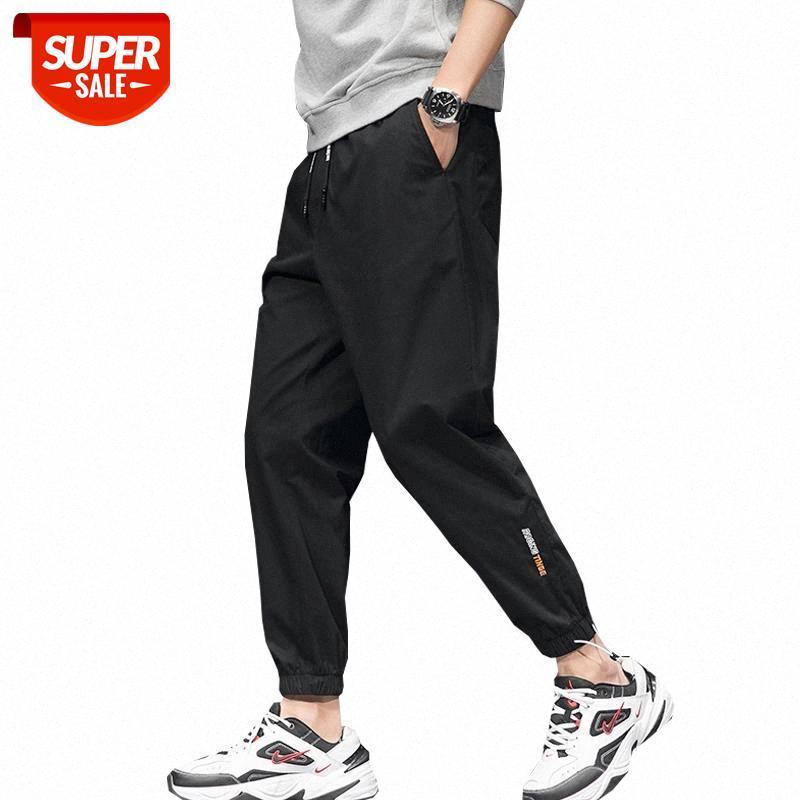 Pantaloni casual da uomo 2020 Nuovo hip hop casual maschio joggers pantaloni fashion streetwear pantaloni pantaloni # 2U9C