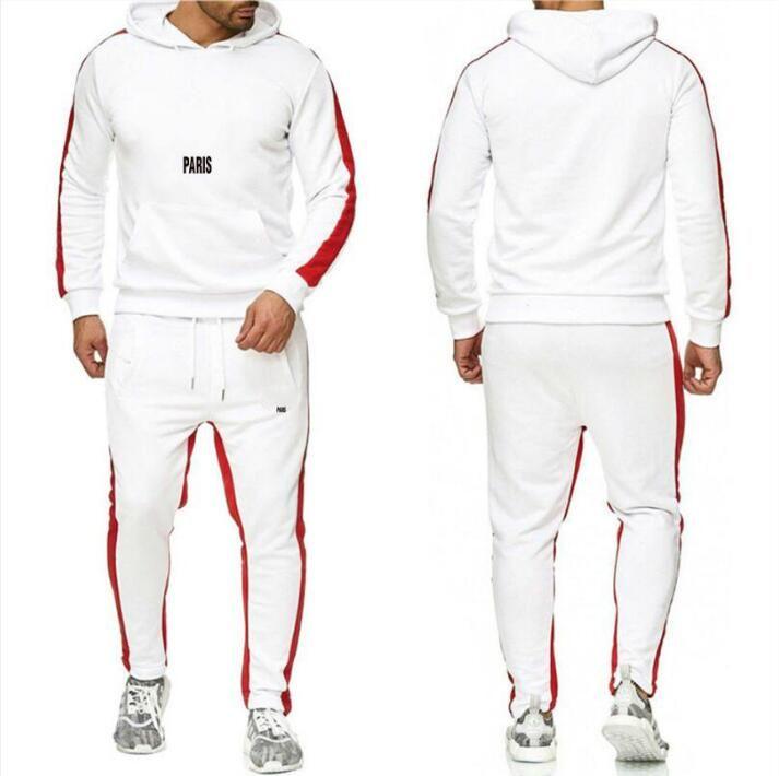SweatSuit Designer Tracksuit Sweats à capuche Sweatshirts Noir Automne Automne Hiver Jogger Spagne Mens Sweat SweatSuits Ensemble Plus Taille S-3XL