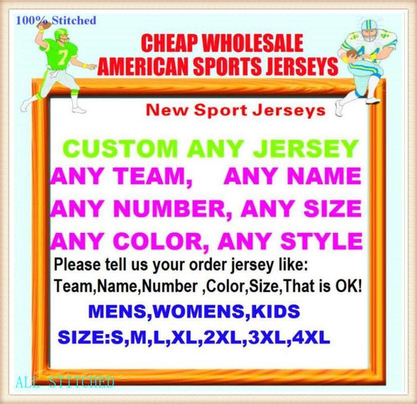 Пользовательские баскетбольные баскетбольные бейсбольные хоккеи мужские мужчины для женщин дети американский футбол трикотажные изделия спортивные пары насыщенные 2021 футболки по 2021 джерси 4XL 5XL 6XL