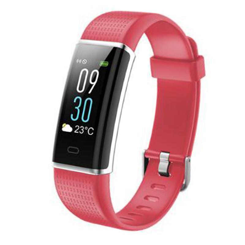 ID130c Herzfrequenzmonitor Smart Armband Fitness Tracker Smart Watch GPS Wasserdichte Smart Armbanduhr für iPhone Android Uhr PK DZ09 U8