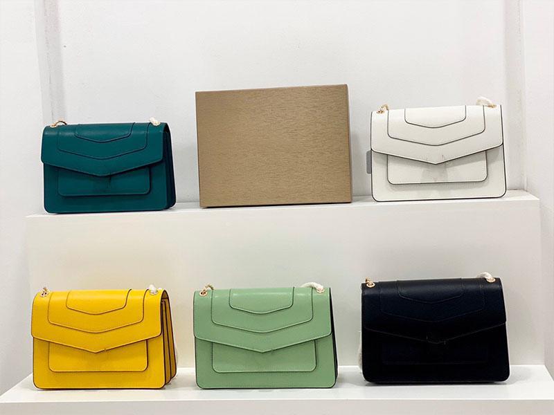 Сумка диагональная сумка для сумочки для покупок кожаные плечо моды дизайнер элегантный роскошный теленок варты качества дамы высокий xdavq