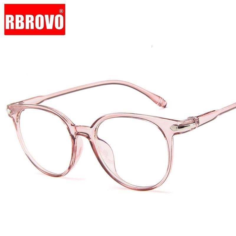 Rbrovo 2021 trasparente gelatina colore donne lusso intorno a caramelle lente signora occhiali da sole all'aperto metalli occhi il sole