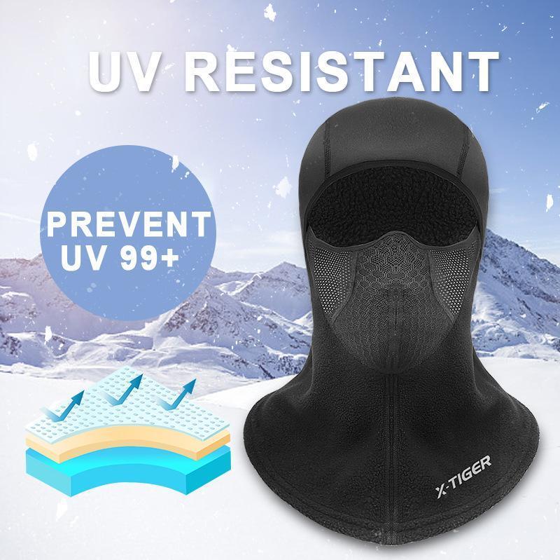 Ciclismo Caps Máscaras Capa, Equitação, Esqui, Corrida, Homens Mulheres, Inverno Ao Ar Livre Cachecol, Lenço Frio-Prova, Um Siz