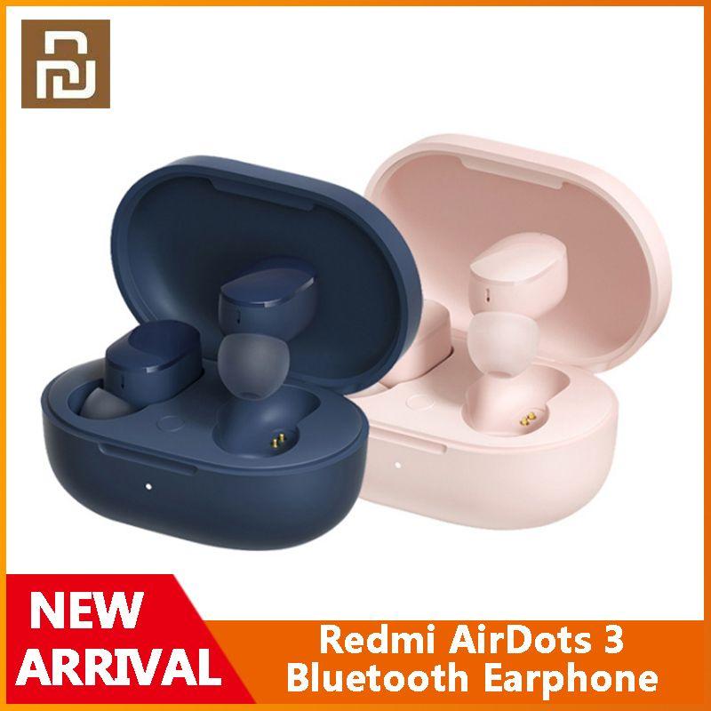Xiaomi Youpin Redmi Airdots 3 Auricolari Vocalismo ibrido Bluetooth wireless Bluetooth 5.2 MI True Auricolare CD-Level Sound Quality