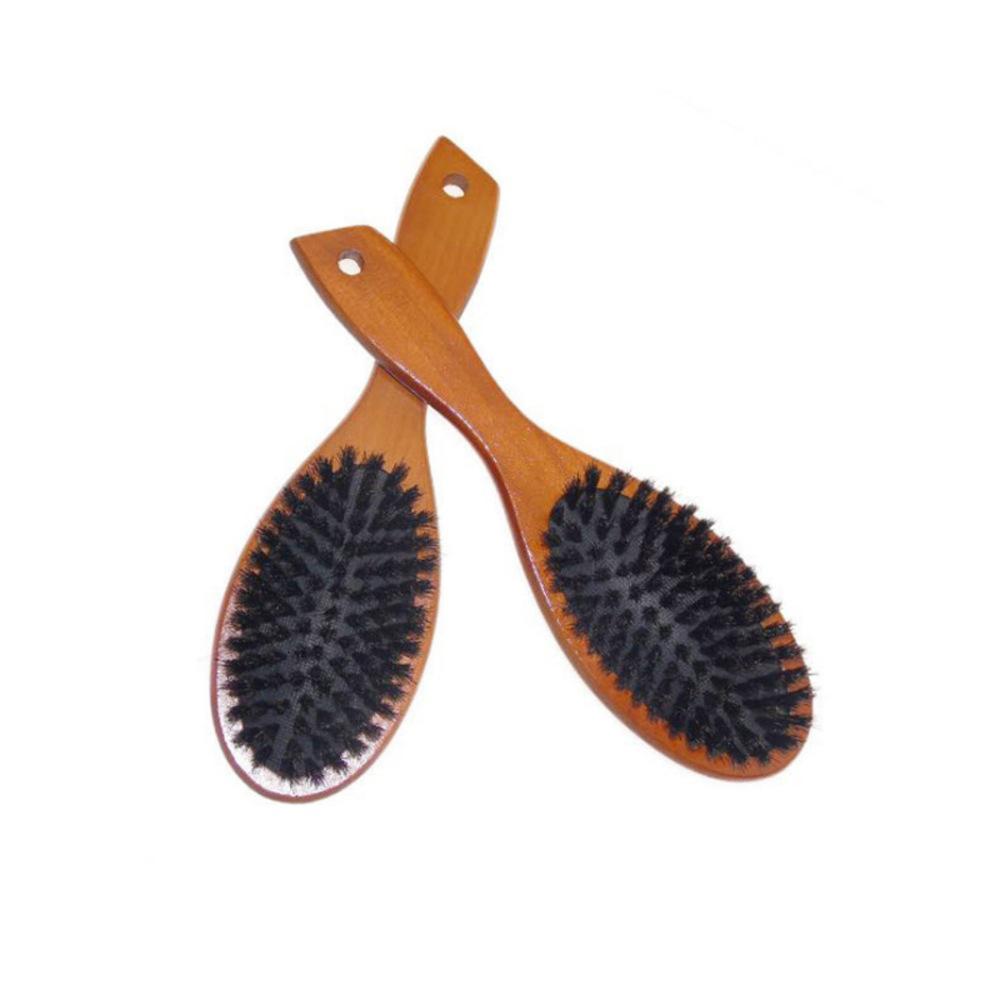 Новые продукты на рынке Браун Лотос Дерево Полная щетина голова CELP STOM BEAT Breath Wood Great Гладкие волосы