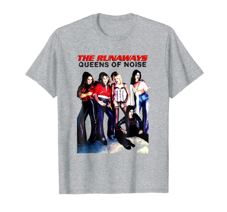 Los fugitivos t shirt queens de ruido