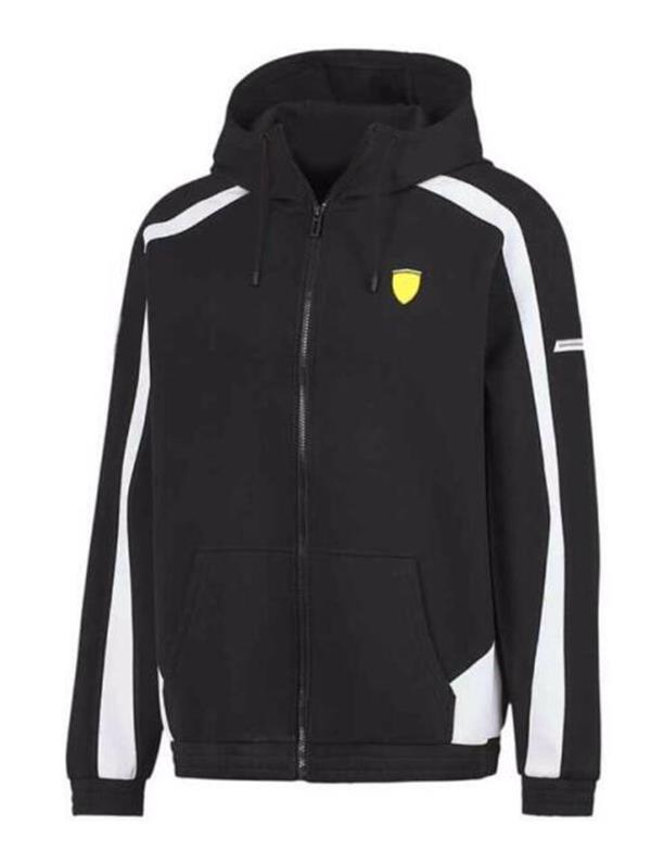 F1 Team Racing Jacket 2021 Nouveau Sweat à capuche Même Style personnalisation