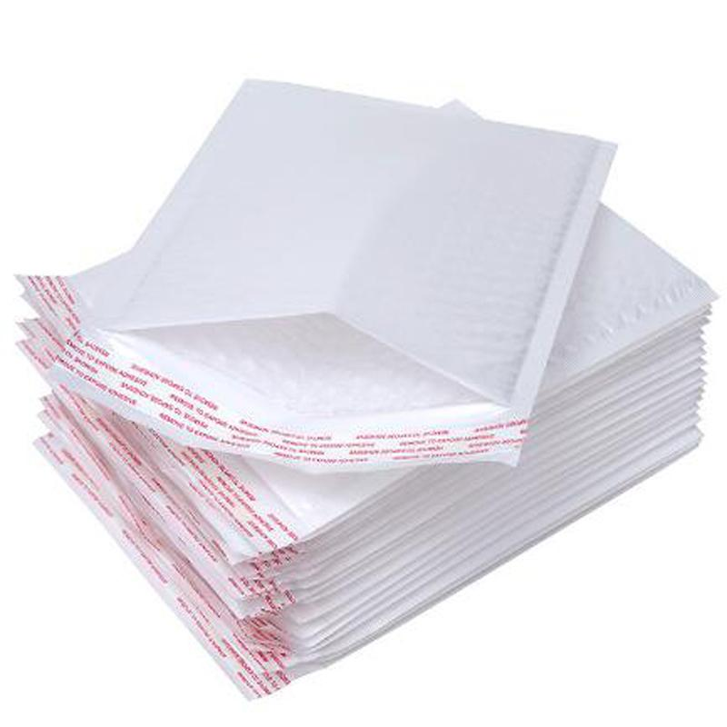 White Foam Envelope Bag Different Specifications Mailers Padded Shipping Envelope With Bubble Mailing Bags free shipping