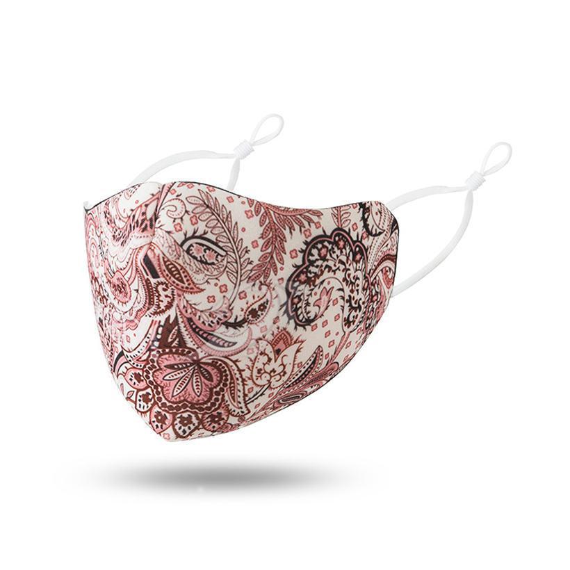 Máscara de cara de la cara 2021 Mascarillas de la moda adulto transpirable polvo a prueba de polvo Máscaras coloridas anti haze lavable lavable Facenas para niños Chicas envío gratis