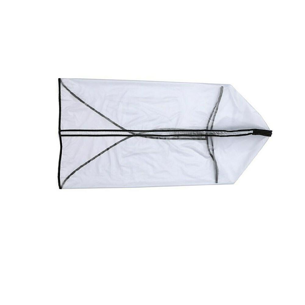 Rod Protetor antiestático à prova d'água à prova d'água desgaste resistente transparente golfe chuva capa loja ao ar livre à prova de chuva bolsa de pvc zipper l0302