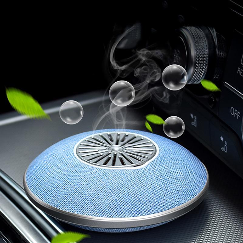 Carrefroidisseur d'air de voiture UFO Zeolite parfumes Diffuseur de pierre Automobiles internes Aucun parfum d'alcool odeur d'odeur Auto Saveur