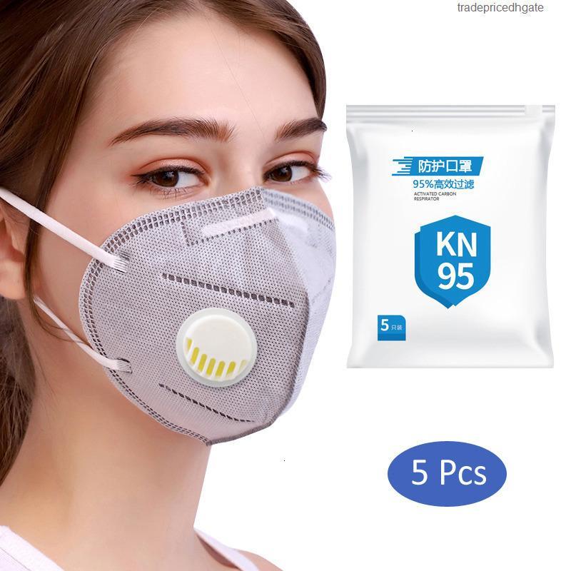 Маски хлопчатобумажные 10шт фильтрация одноразовые 95% предотвращают kkf94 воздушный фильтр доказательство лица рот маска для рот Dropshipping 62U6G