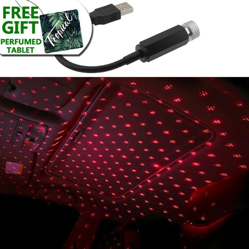 새로운 자동차 USB LED 지붕 별 밤 조명 프로젝터 빛 Infiniti FX35 FX37 EX25 G37 G35 G25 Q50 QX50 EX37 FX45 G20 JX35 J30