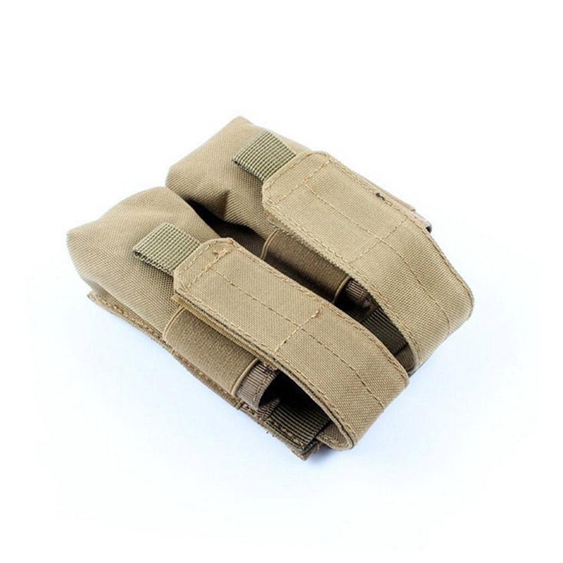 New Style Tactical Bag Magazine Sacchetto Caccia Belt Holsters Zaino Black Outdoor Multi-Function Piccolo accessorio