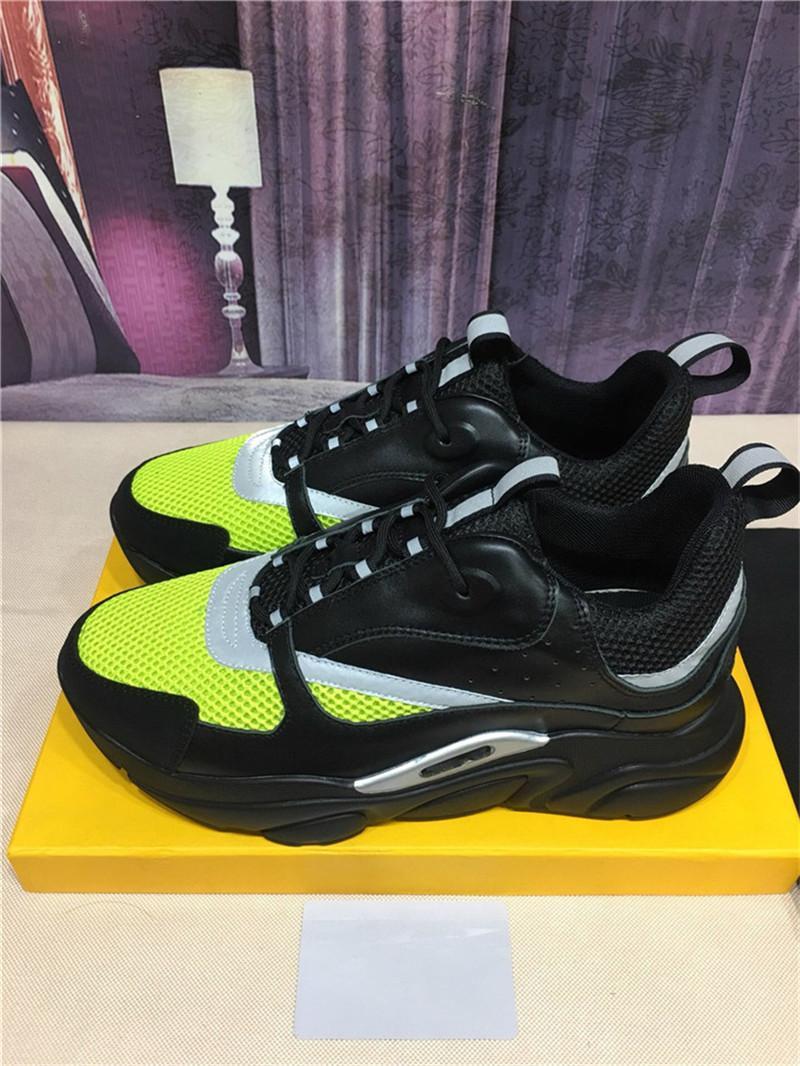 New B22 homens e mulheres sapatos bonitos e elegantes sapatos ao ar livre retro costura sapatos de couro tamanho 40-45
