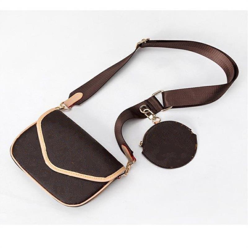 Bolsos de billetera 2021 bolsos de impresión de bolsos de bolsos de lujo de lujo con mujeres bolsas de diseñadores + moda cruzada de hombro de cuero de tasa de cuero wom jobj uvbk