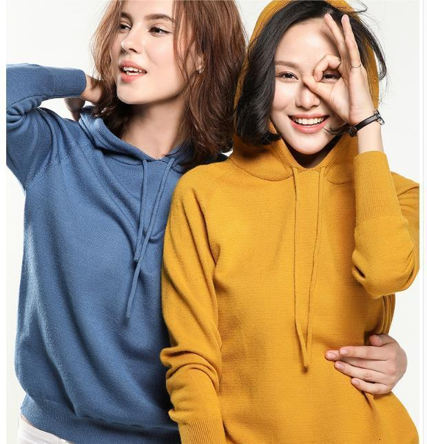 High 2021 Nueva Calidad Cashmere Sweater Sweater Mujeres Larga Streetwear Jersey Jersey Jersey Pull Femme HIVER Jerseys Punto Ropa de punto 0QQY