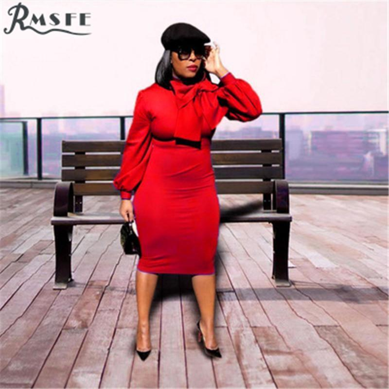 RMSFE 2021 Yeni Sonbahar ve Kış Kabarcık Kol Uzun Kollu Afrika Elbise